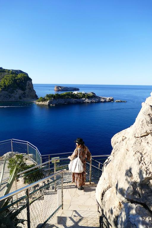 Grottes de Can Marçàà Port de Sant Miquel
