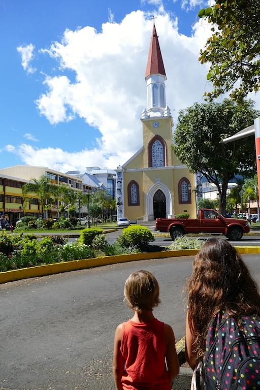 Eglise de Papeete