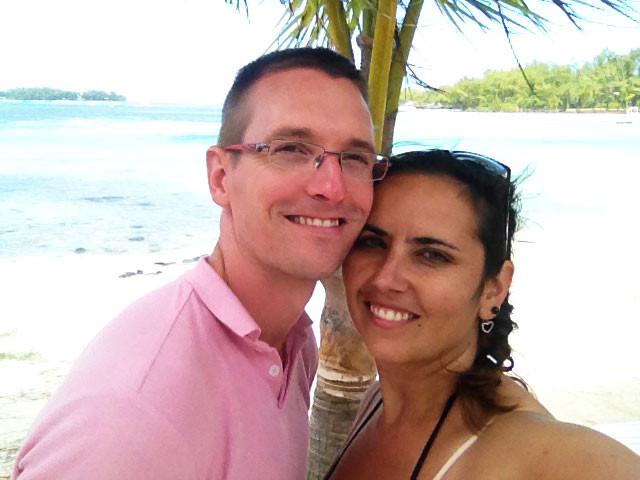 Voyage de noces à L'île Maurice