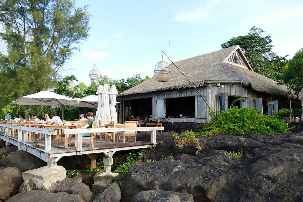 Restaurant du Mango Bay