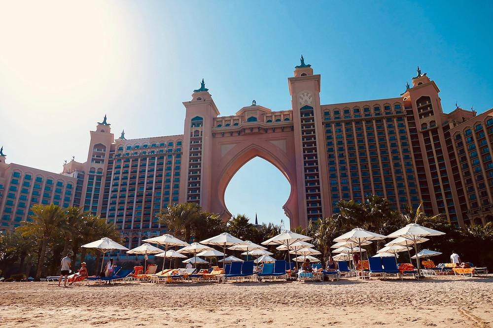 Hôtel Atlantis Dubaï