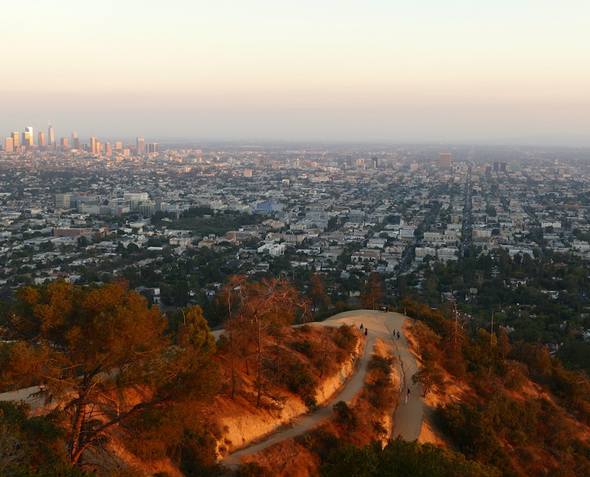 Observatoire Griffith Los angeles