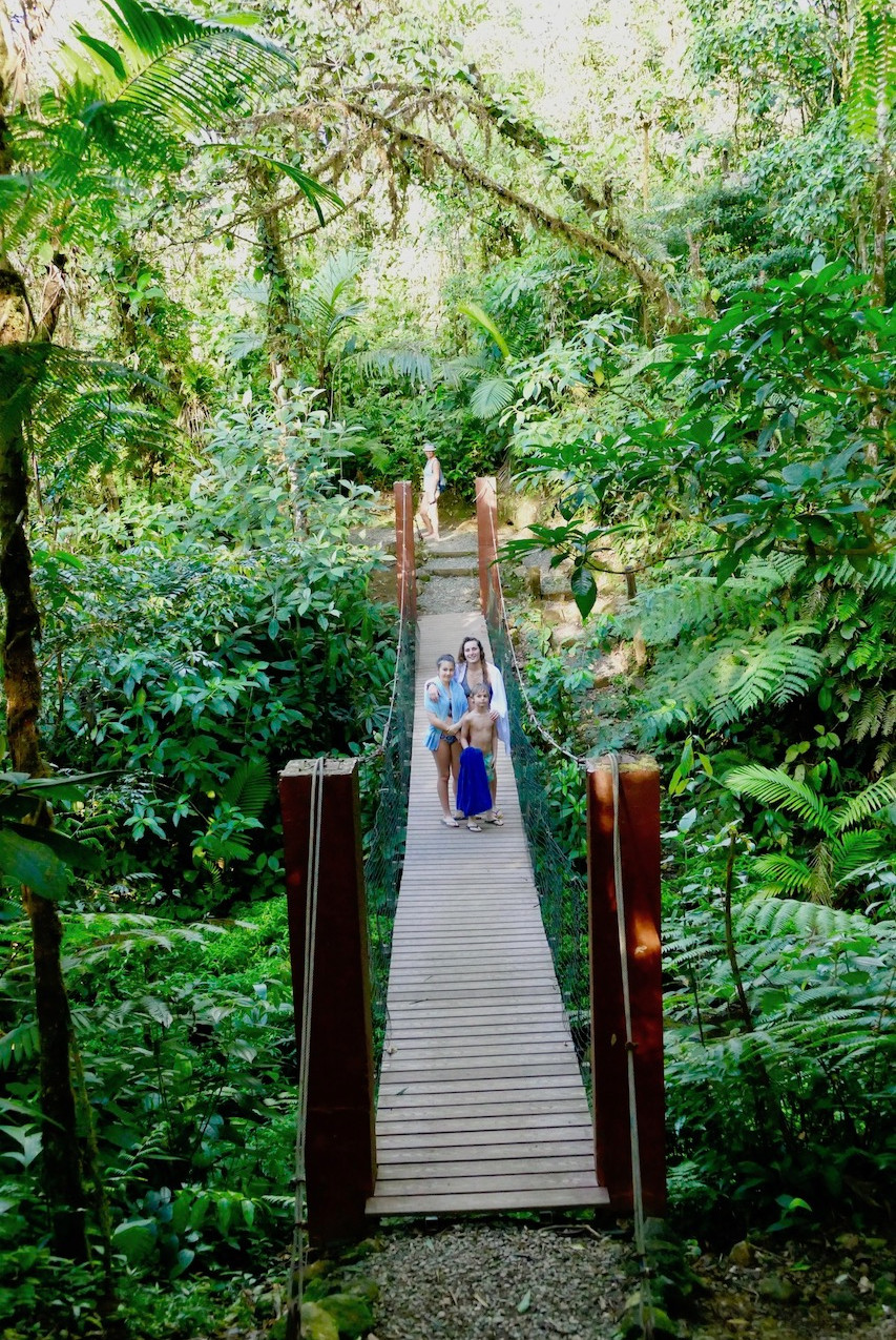 Jardin du Rio Celeste Hideway