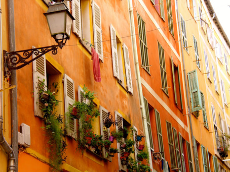 Déambuler dans les ruelles du vieux Nice