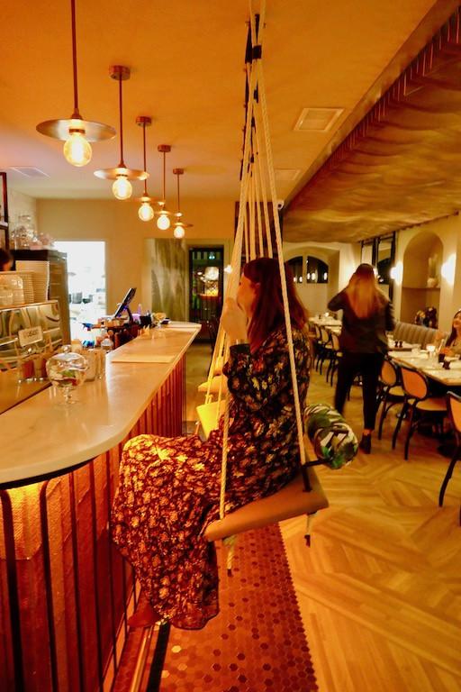 Restaurant Edusa à Nice