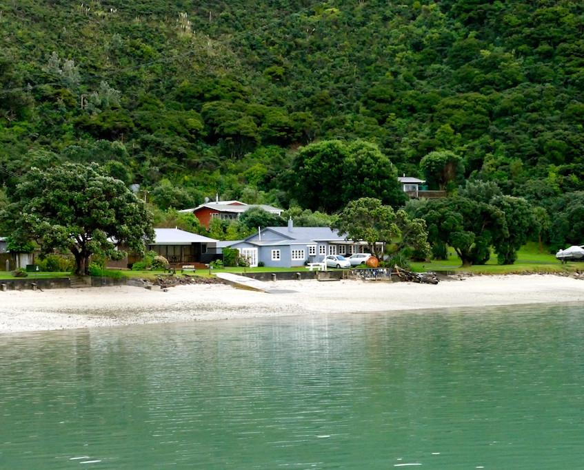 Maison à Ruffins Bay