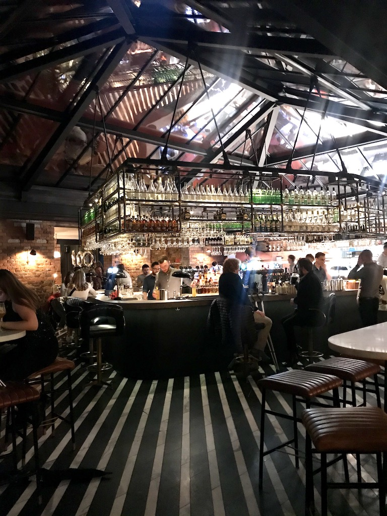 Le Roberta's à Dublin