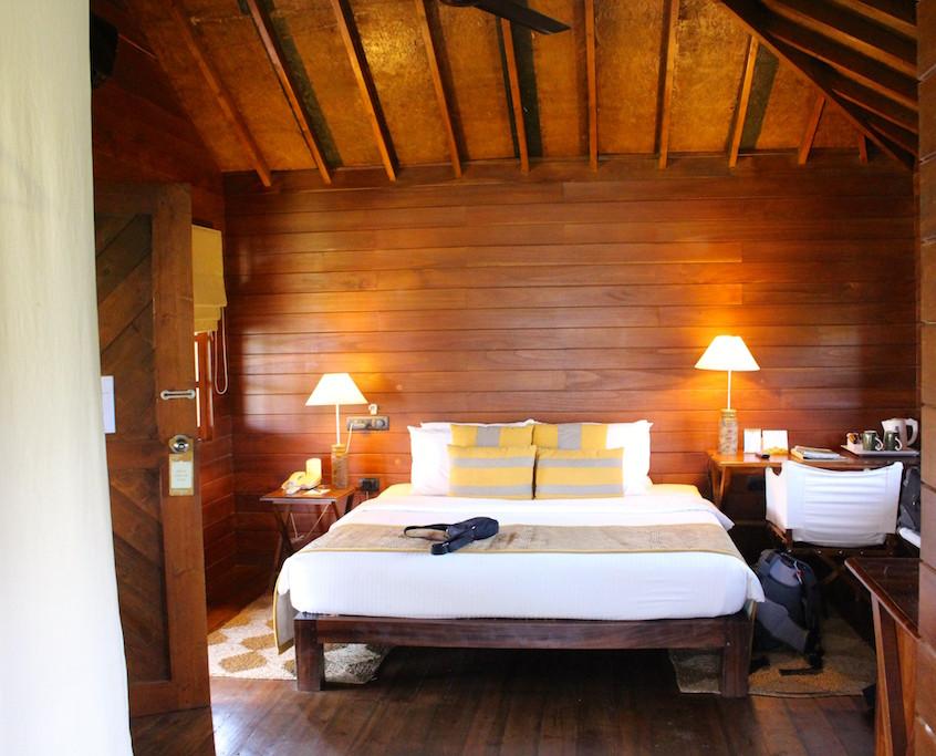 hôtel Cinamon Wild de Yala