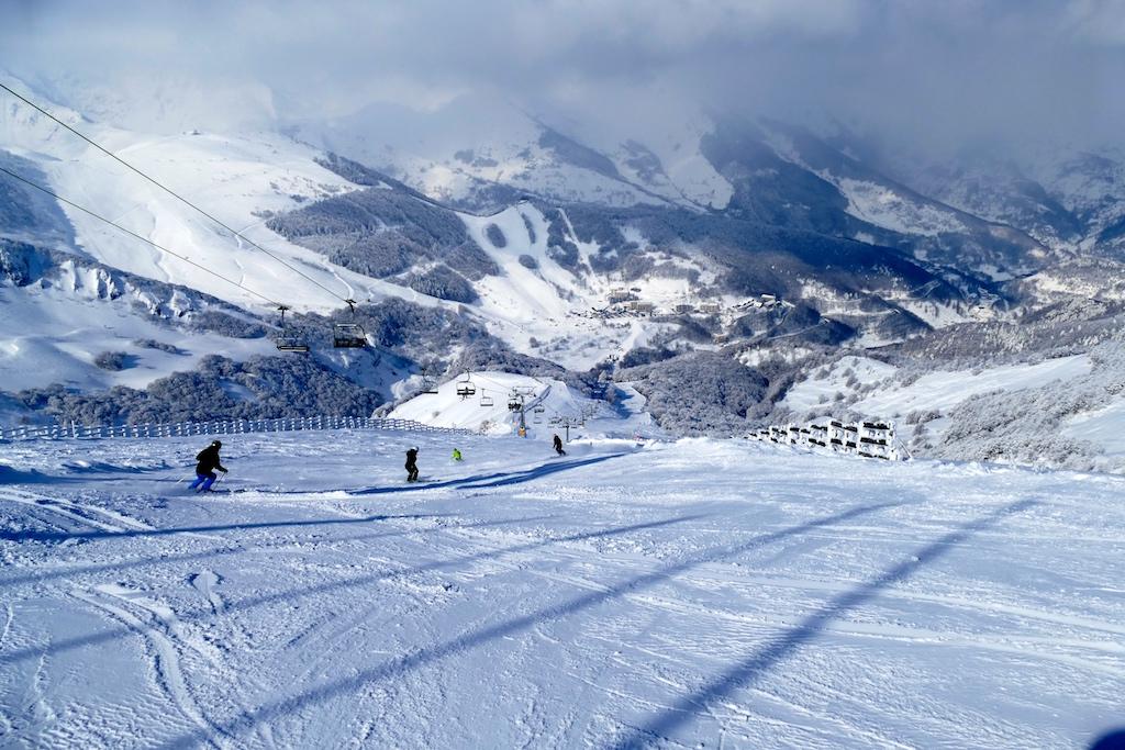 Domaine skiable de Limone