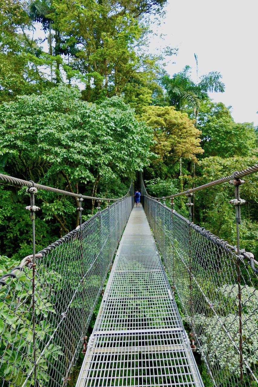 Mistico Arenal Bridges