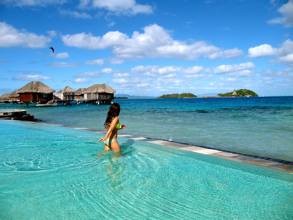 Le Sofitel de Bora Bora