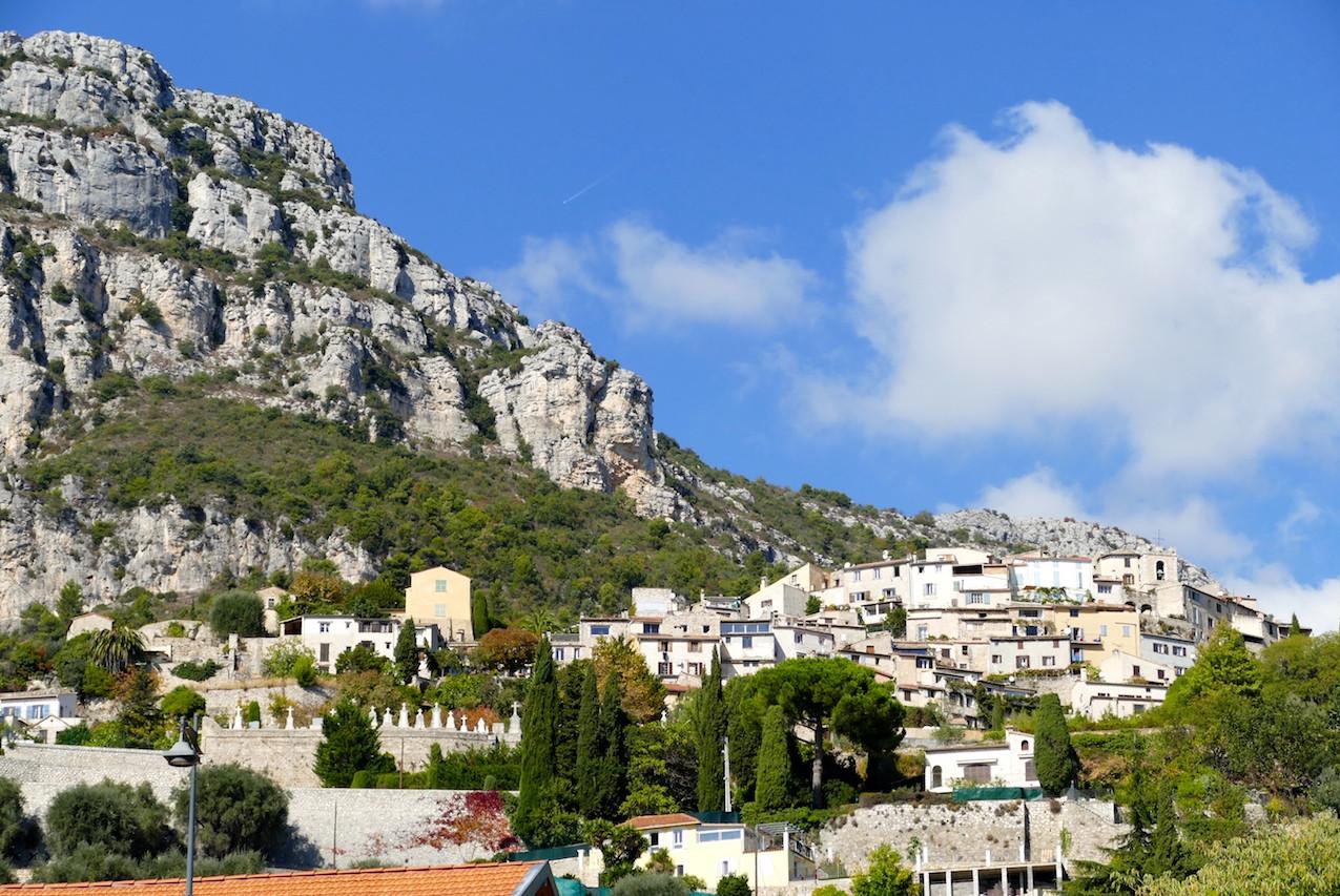Village de Saint-Jeannet