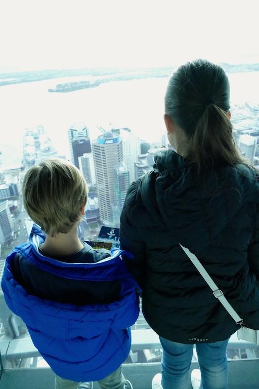 Sky Tower à Auckland