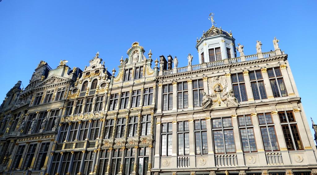 La Grand Place à Bruxelles
