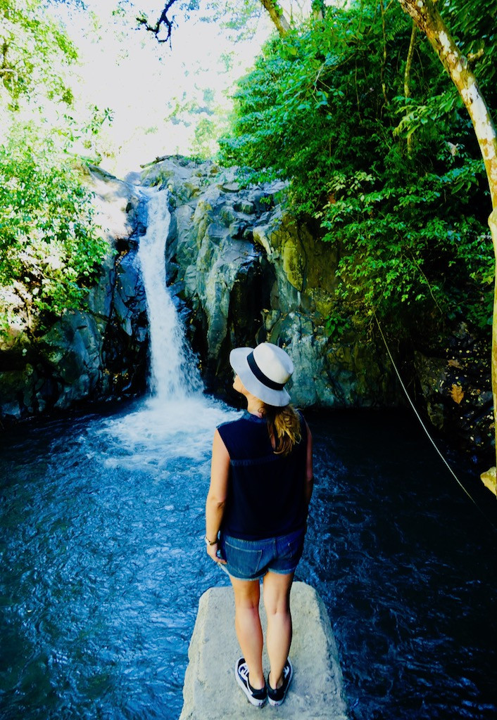 Cascade Kroya à Bali