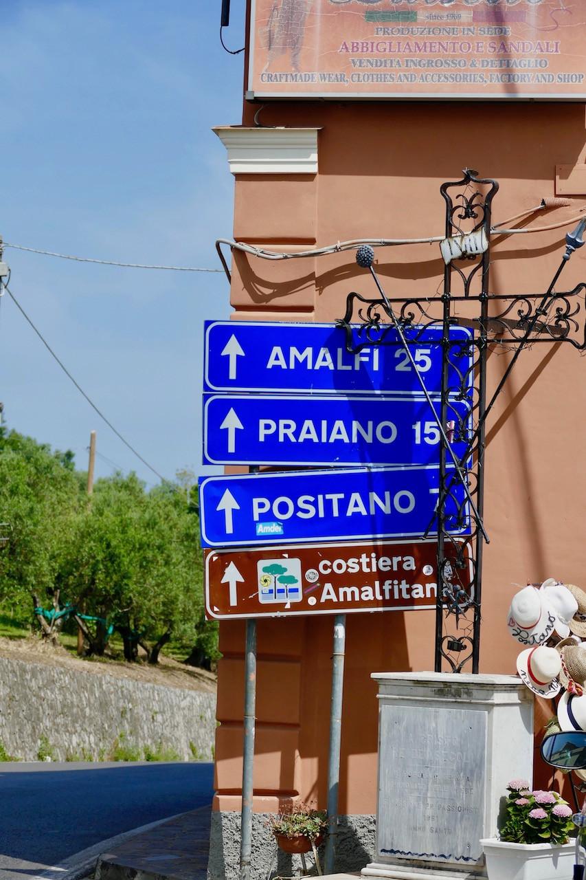 Road-trip en Italie