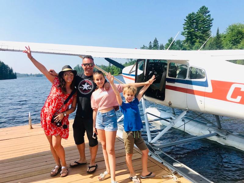 Vol en Hydravion avec Hydravion Aventures
