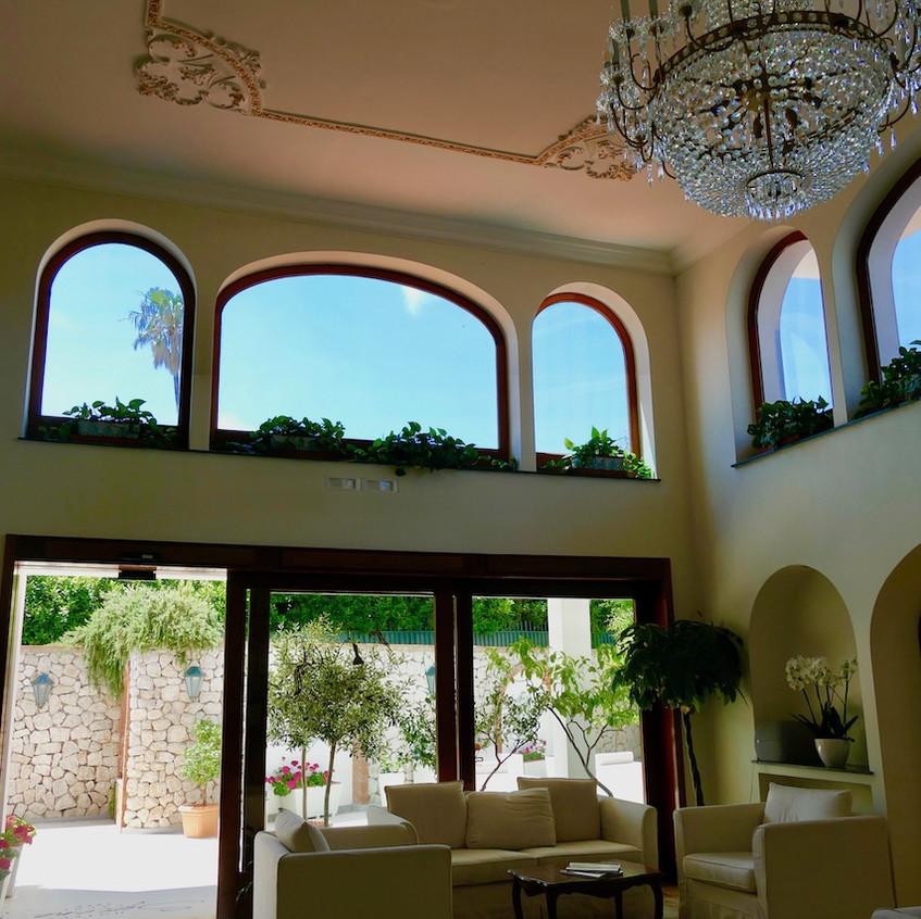 Hôtel Syrene à Capri