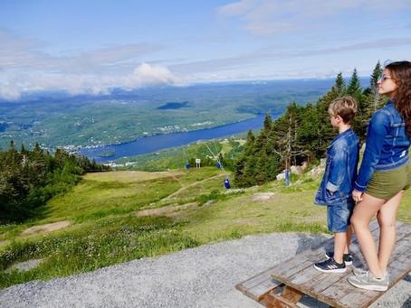 Visiter les Laurentides et le Mont-Tremblant avec des enfants