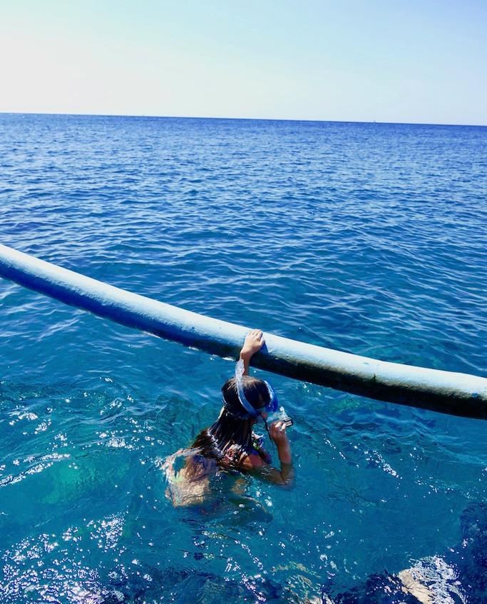 Snorkeling à Amed