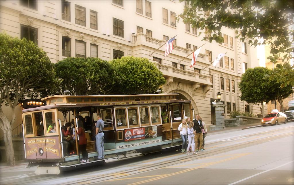 Tramway - San Francisco