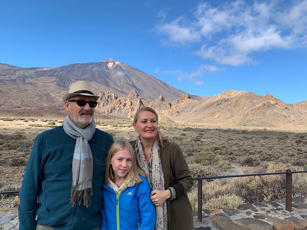 Voyage à Ténérife dans les Canaries