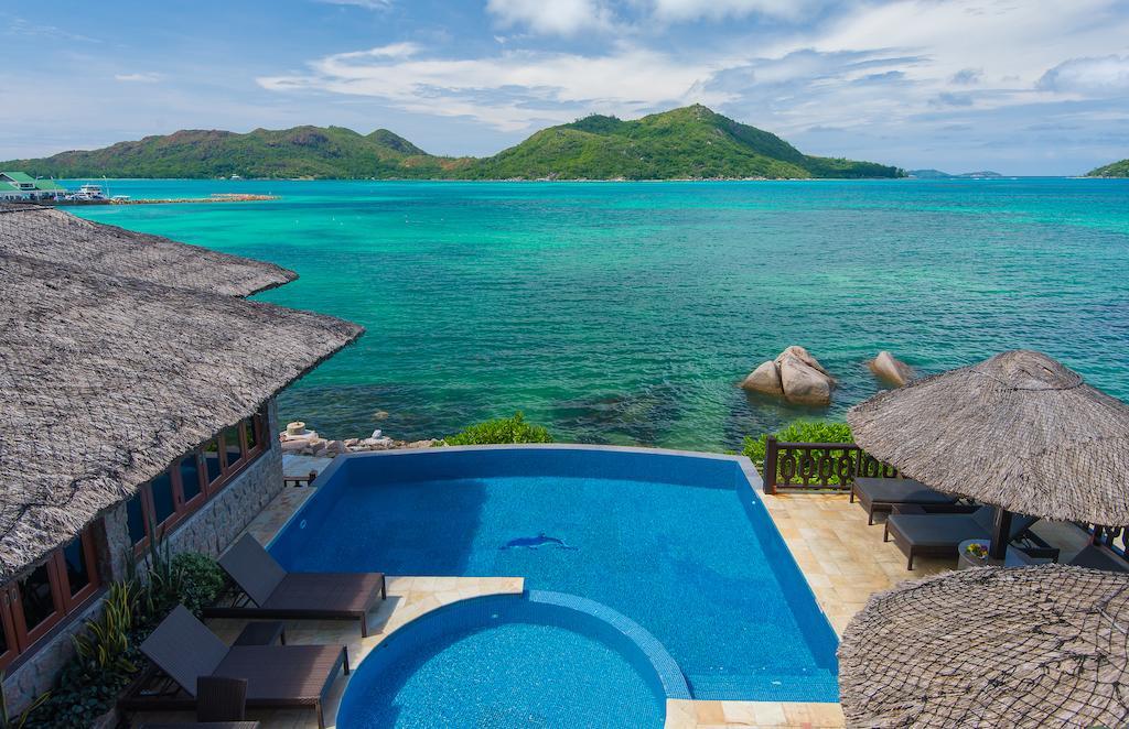 Chalet côte de mer Seychelles