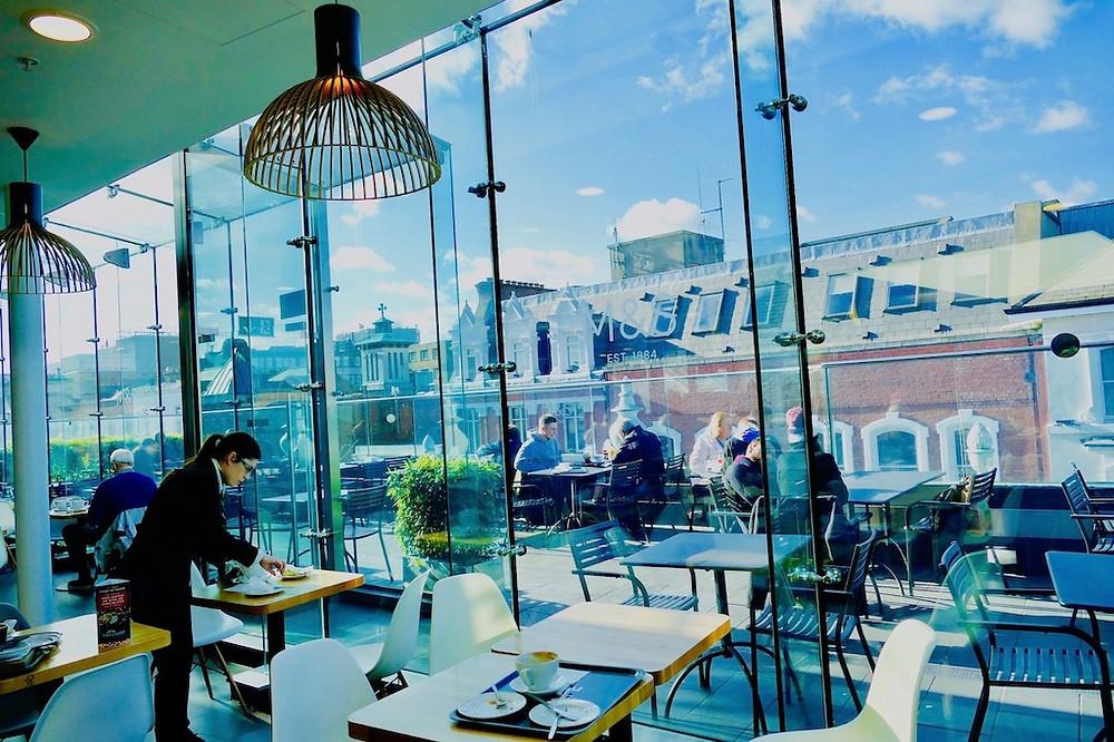 Marks & Spencer Cafe à Dublin