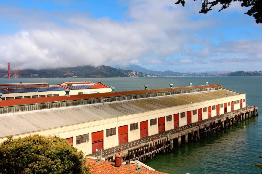 Les quais de San Francisco