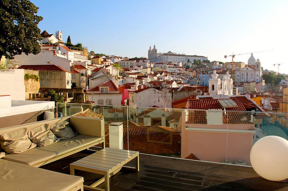 Memmo Alfama - Lisbonne