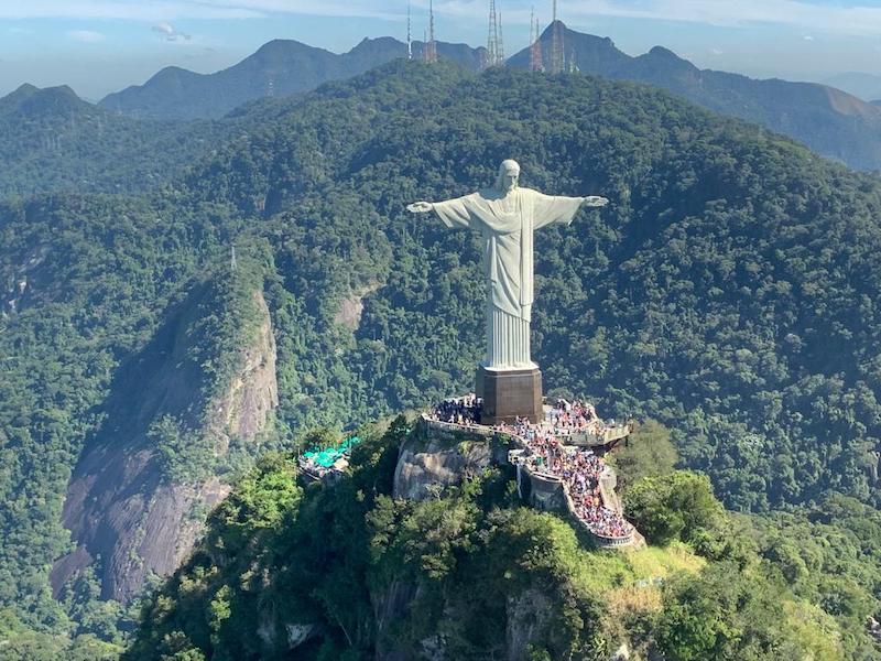 Vol hélicoptère Rio