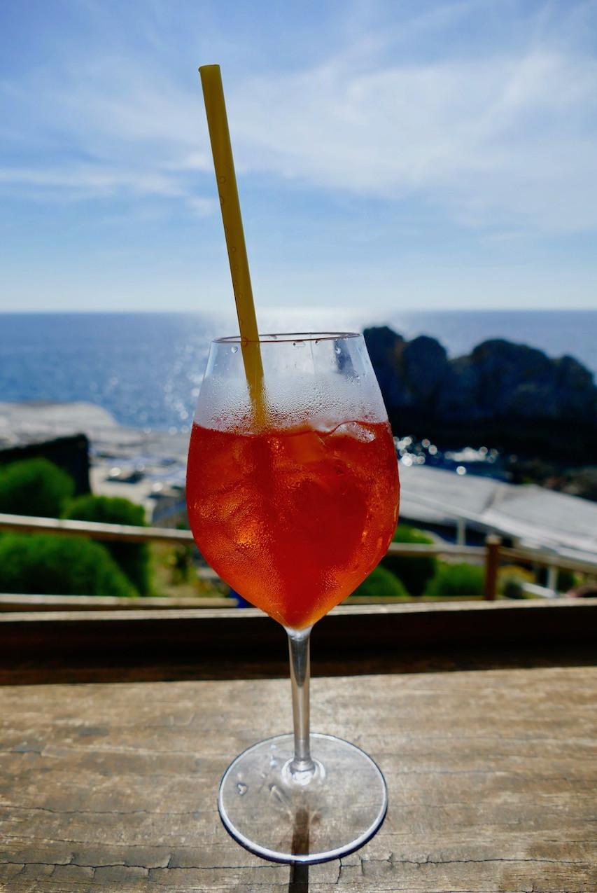 Spritz à Capri
