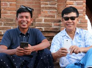 Nos guides en Birmanie