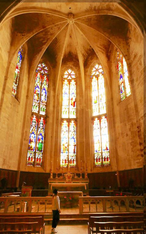 Cathédrale de Capestang