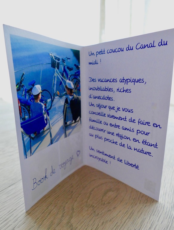 Envoyer des cartes postales et cartes de voeux en ligne