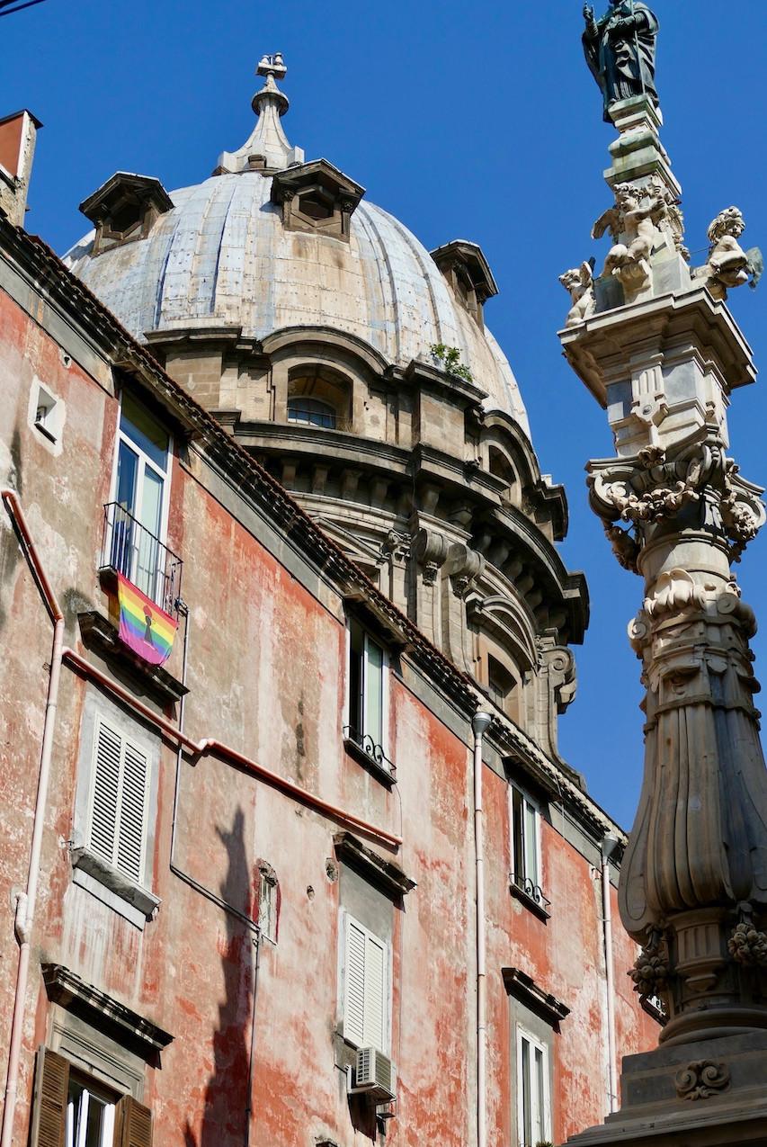 Eglise à Naples