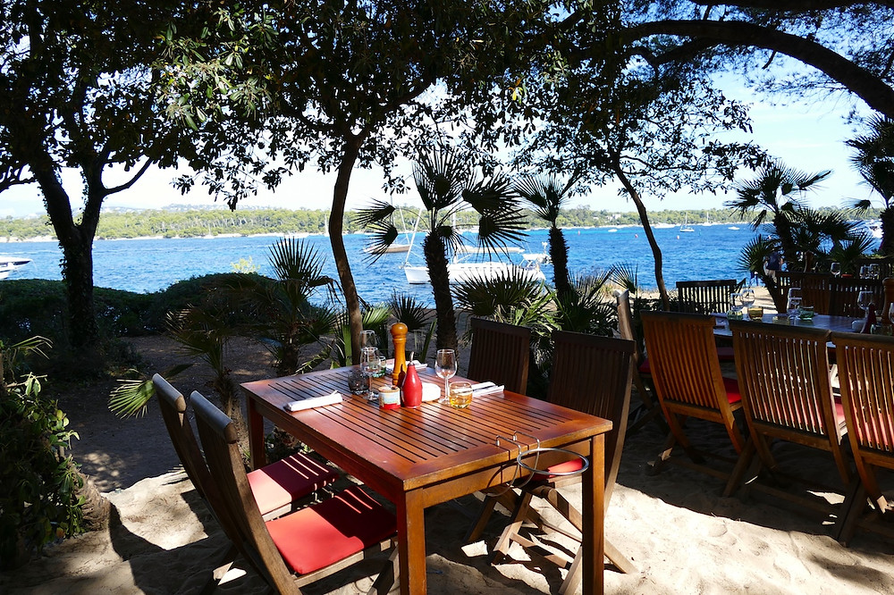 Restaurant La Tonnelle à Saint-Honorat