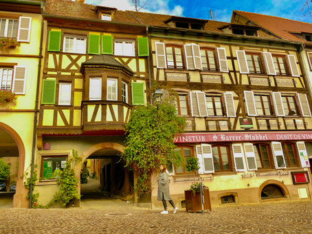Un hôtel coup de coeur en Alsace