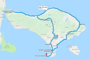 Itinéraire idéal à Bali
