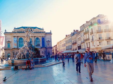 Escapade à Montpellier