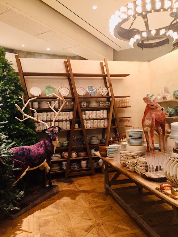 magasin Anthropologie