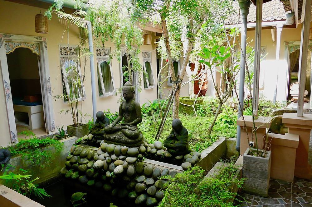 Massage à Bali : Ubud wellness SPA 2