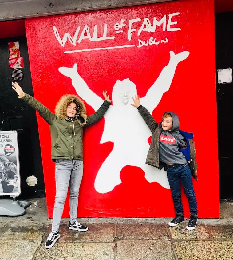 Musée du rock'n roll à Dublin