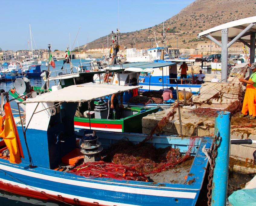 Port de Favignana