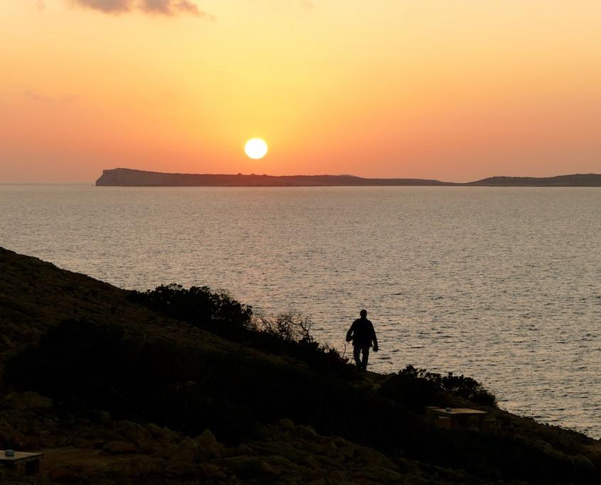 Coucher du Soleil à Ibiza