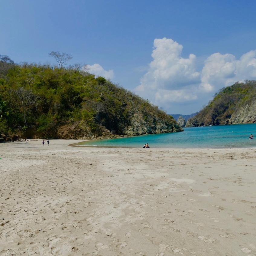 Isla Tortuga au Costa Rica