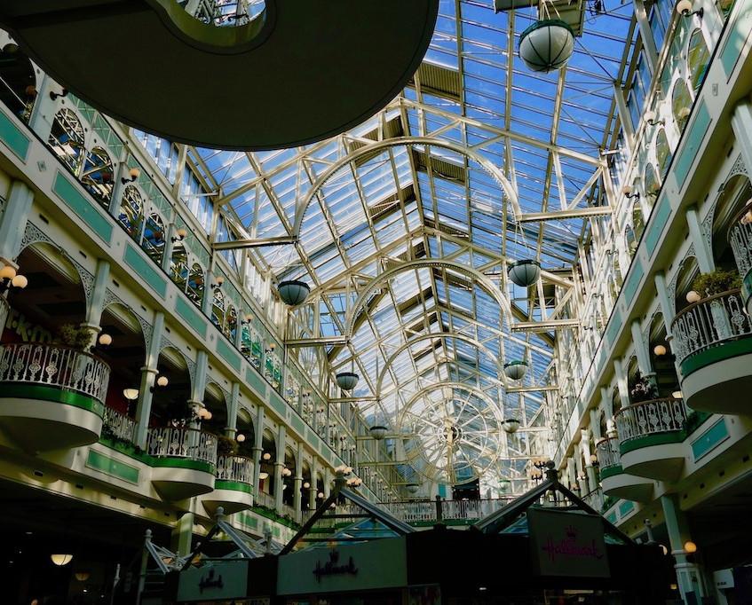 centre Commercial St Stephen's Green