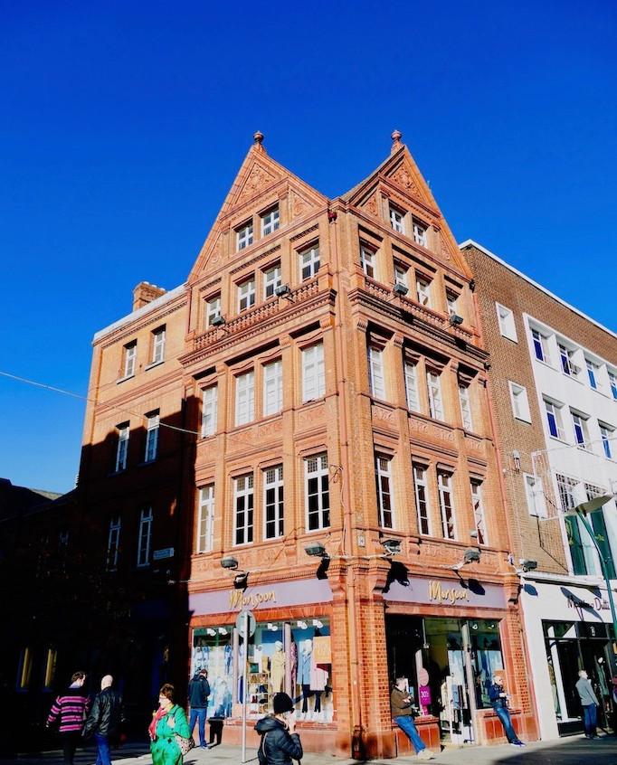 Grafton Street à Dublin