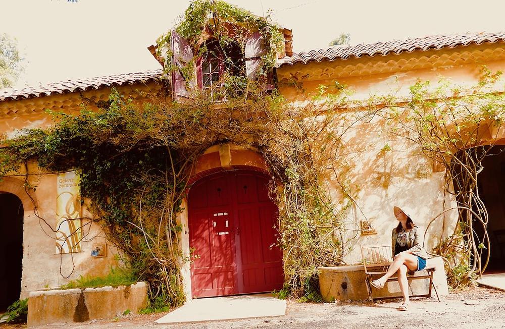Café des Jardiniers à Rayol-Canadel