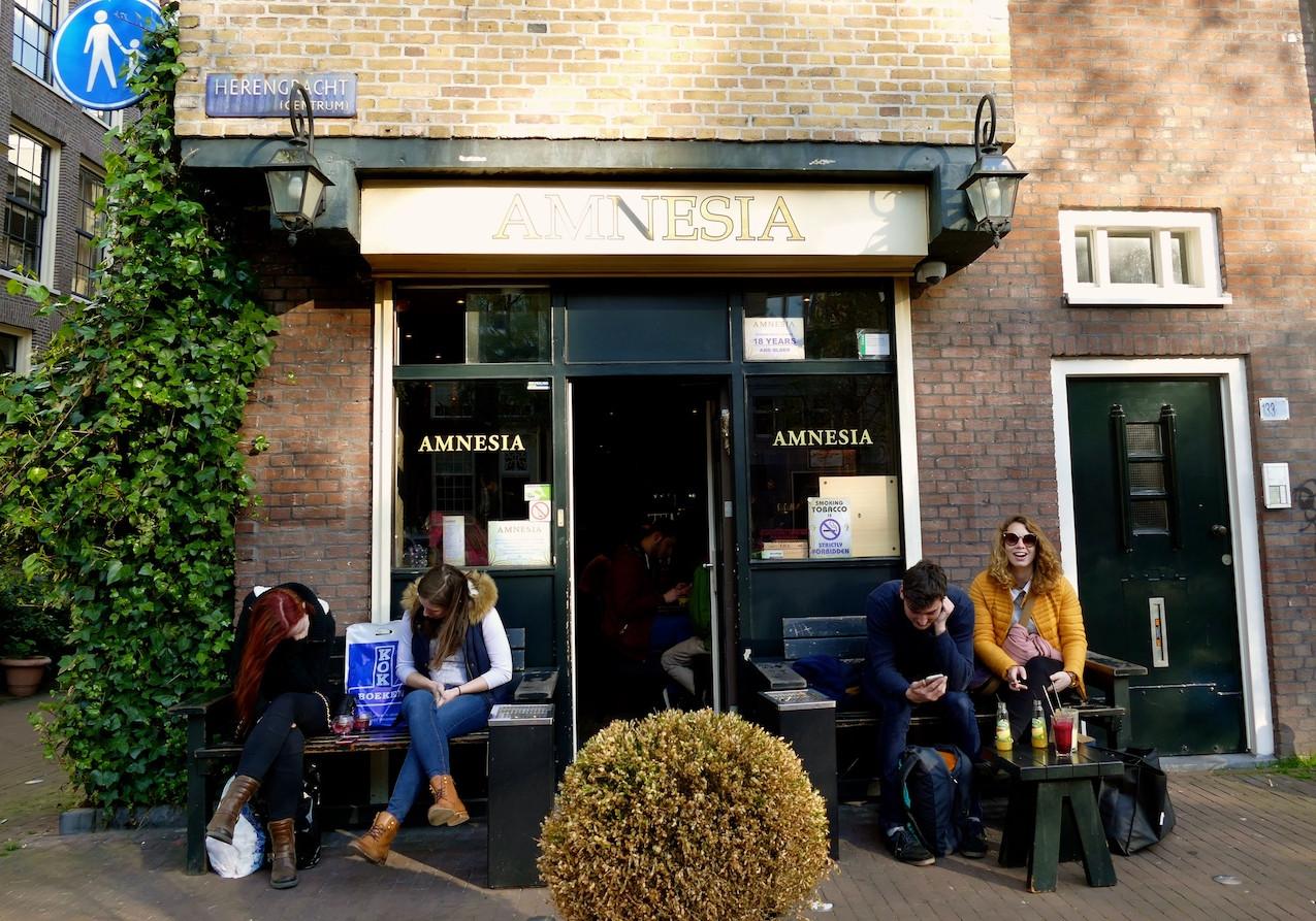 Coffee Shop l'Amnesia